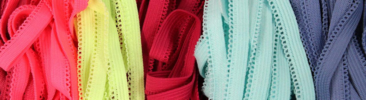 Elastic trim for panties from Star Trimming