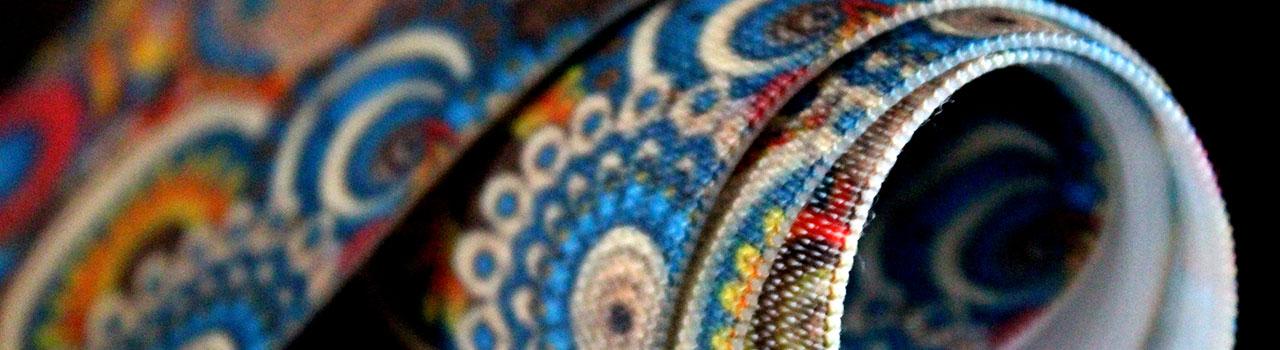 HIgh quality narrow fabrics and trims