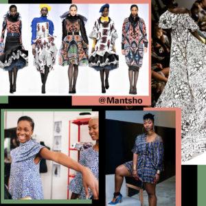 Mantsho African heritage prints