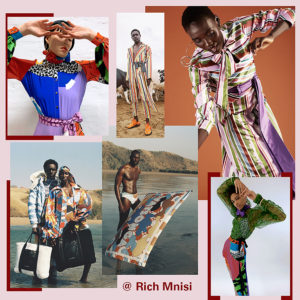 Rich Mnisi African heritage prints