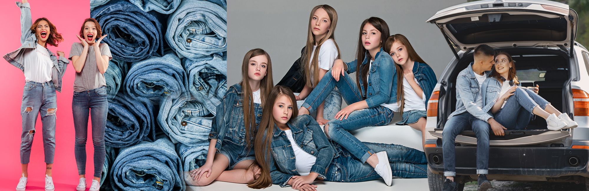 Fabric Traders are denim specialists