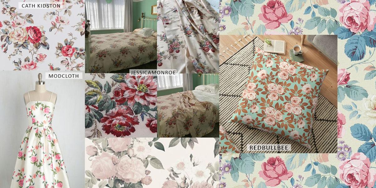 rose garden trend